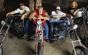 Мужчины: байкеры, мотоциклы, крутые парни