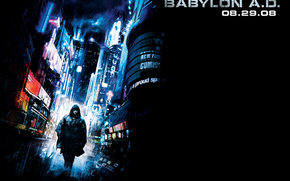 Фильмы: Вавилон Н.Э., Babylon A.D., фильм, кино