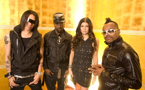 Музыка: группа, музыка, the black eyed peas, star