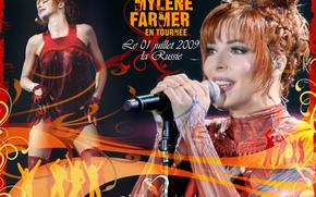 Музыка: милен, mylene farmer, music
