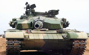 Оружие: танк, броня, Пустыня