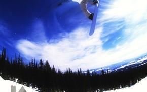 Настроения: зима, спорт, развлечения, энергия, сноуборд, сноубординг, снег, горы, спуск