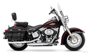 ���������: Harley-Davidson, Softail, FLSTC  Heritage Softail Classic, FLSTC  Heritage Softail Classic 2011, ����, ���������, moto, motorcycle, motorbike
