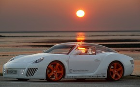 Машины: авто, тюнинг, закат