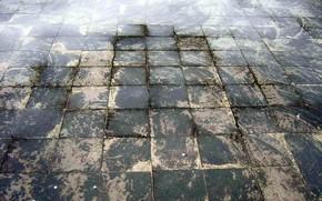 Текстуры: фон, дорога, плитка, камень