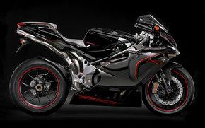 Мотоциклы: мотоцикл, байк, черный