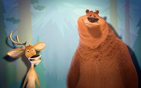 Фильмы: сезон охоты, мишка, олень