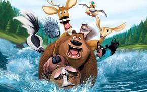 Фильмы: сезон охоты, звери, вода