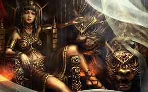 Обои hd tron: