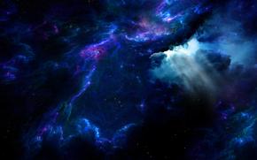 Космос: небо, вечность, стихия, настроение
