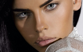Кинозвезды: daniela freitas, top model, brazil, brunette, eyes, the look, lips, mouth