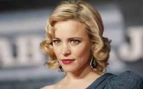 Кинозвезды: рэйчел макадамс, блондинка, актриса, кино, взгляд