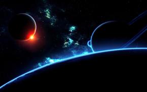 Космос: НЕБО, ПРОСТРАНСТВО, ПЛАНЕТА, ПОВЕРХНОСТЬ, ЗВЁЗДЫ