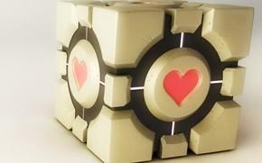 Игры: кубик, сердце