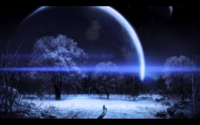 Космос: mass effect, mass effect3, масс, эффект, небо, космос, планета