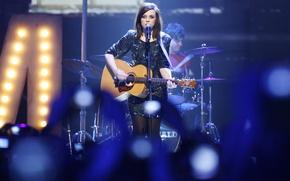 Кинозвезды: певица с гитарой, живой концерт, amy macdonald, Эми Макдоналд