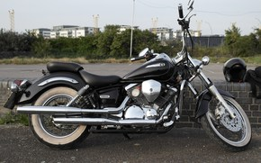 Мотоциклы: yamaha, xvs, dragstar