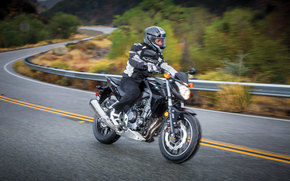 Мотоциклы: мото, дорога, honda, асфальт, люди, moto, road, asphalt, people,