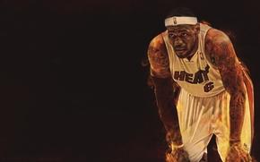 Спорт: Огонь, Баскетбол, Игрок
