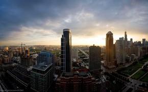 Город: города, здания, дороги