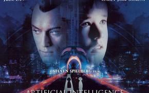 Фильмы: Искусственный разум, Artificial Intelligence: AI, фильм, кино