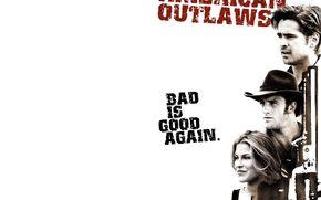 Фильмы: Американские герои, American Outlaws, фильм, кино