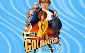 Фильмы: Остин Пауэрс: Голдмембер, Austin Powers in Goldmember, фильм, кино