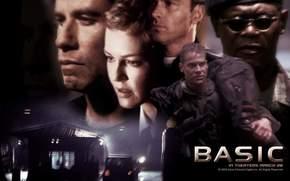 Фильмы: База «Клейтон», Basic, фильм, кино