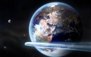 Космос: планета, земля, космос