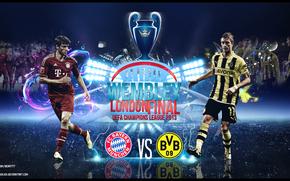Спорт: champions, league, wembley, final, 2013, bera
