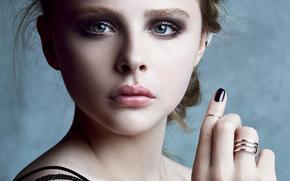 Кинозвезды: Chloe Moretz, actres, blond