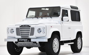 Машины: Startech, Land Rover, Defender, Series 3.1, 2013