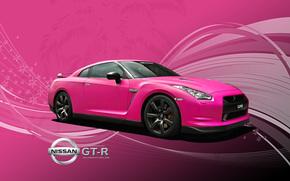 Машины: Nissan GT-R 1920x1200, машины, авто