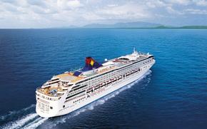 Корабли: Star Cruises, SuperStar Virgo, Ship