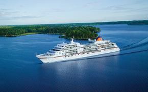 Корабли: MS Europa, cruise, ship