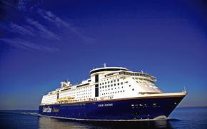 Корабли: Color Fantasy, cruise, ship