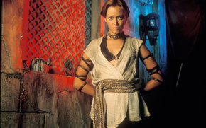 Кинозвезды: Kristanna Loken, white beauty, mortal kombat