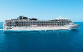 Корабли: MSC Fantasia, Cruise, Ship