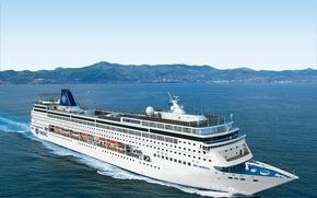 Корабли: MSC Armonia, Cruise, Ship