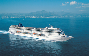 Корабли: MSC Armonia, Cruise, Ship
