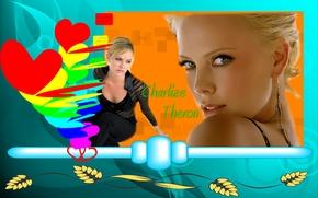 Кинозвезды: Charlize Theron, кино, актриса