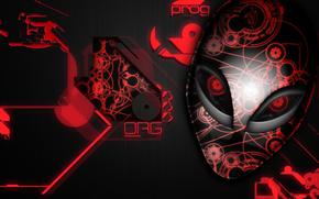 Hi-tech: Alienware, wallpapers, art