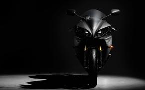 Мотоциклы: Мотоцикл, освещение, контур