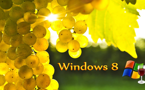 Hi-tech: windows 8, 3d, wallpaper