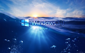 Hi-tech: windows 8, wallpaper, art