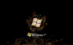 Hi-tech: wallpaper, 3d, art, windows