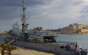 Корабли: Французский фрегат