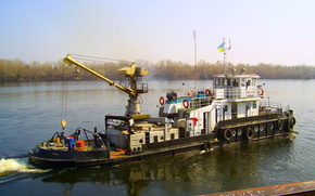 Корабли: Корабли, транспорт, реки