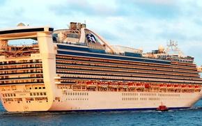 Корабли: Корабли, судно, транспорт, лайнер, круизный лайнер, параход