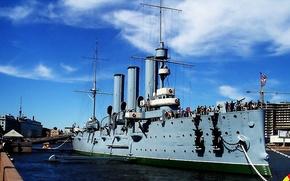 Корабли: Корабли, судно, транспорт, корабль, крейсер, Аврора, город